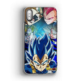 Coque DBS iPhone<br/> Vegeta