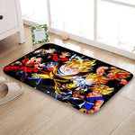 Tapis Dragon Ball</br> Super Saiyan