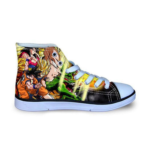Chaussures Dragon Ball </br> Univers Saiyan
