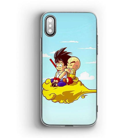 Coque DB iPhone<br/> Nuage Magique Krilin