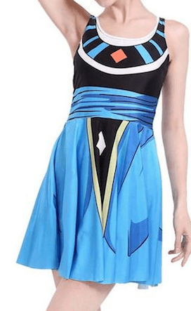 Déguisement Dragon Ball Super Robe Beerus - S | DBZ Store