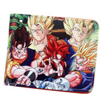Portefeuille Dragon Ball Z</br> Fusions