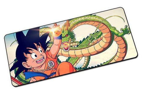 Tapis de Souris Dragon Ball <br/> Son Goku Petit (GRAND)
