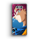 Coque DBS LG<br/> Goku Super Saiyan God