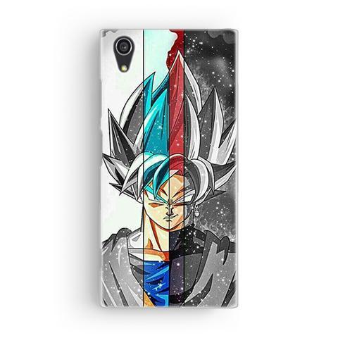 Coque DBS Sony<br/> Goku VS Black Goku