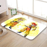 Tapis Dragon Ball</br> Formes Saiyan