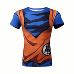T-Shirt Compression DBZ<br/> Sangoku
