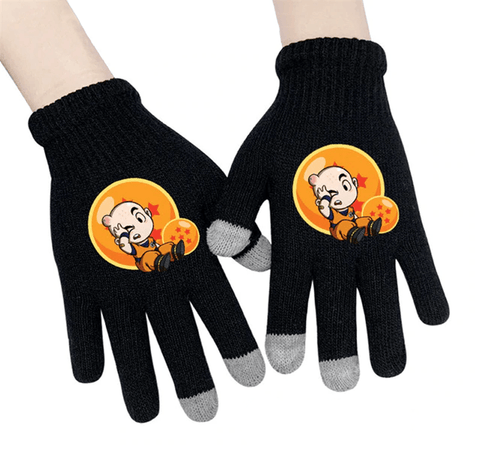 Gants Dragon Ball </br> Krilin