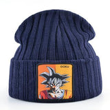 Bonnet Dragon Ball Z <br/> Goku Regard