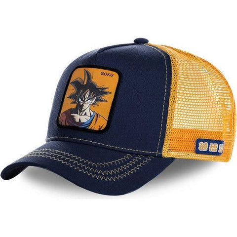 Casquette Dragon Ball Z <br/> Sangoku