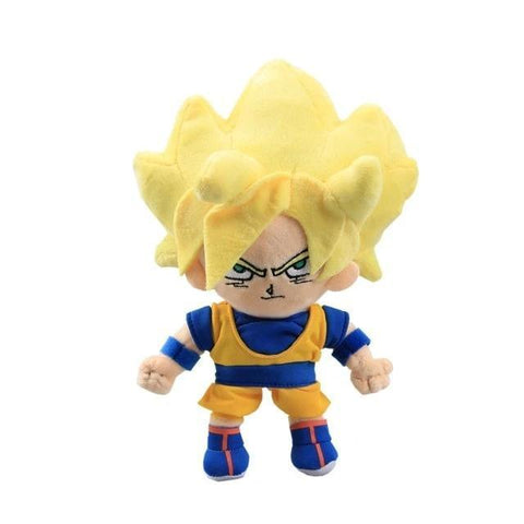 Peluche Dragon Ball </br> Goku Super Saiyan