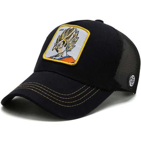 Casquette Dragon Ball Z <br/> Goku SSJ