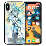 Coque DBZ iPhone<br/> Paternité (Verre Trempé)