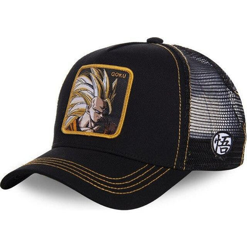 Casquette Dragon Ball Z <br/> Goku SSJ3