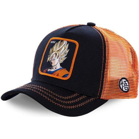 Casquette Dragon Ball Z <br/> Goku SSJ1