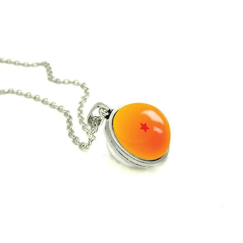 Collier Dragon Ball Z </br> Boule de Cristal
