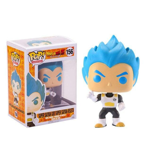 Funko Pop Dragon Ball </br> Vegeta Blue