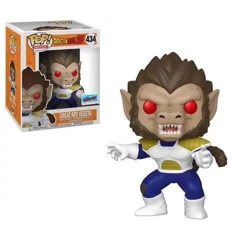 Funko Pop Dragon Ball </br> Vegeta Oozaru
