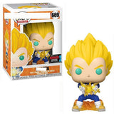 Funko Pop Dragon Ball </br> Vegeta Final Flash