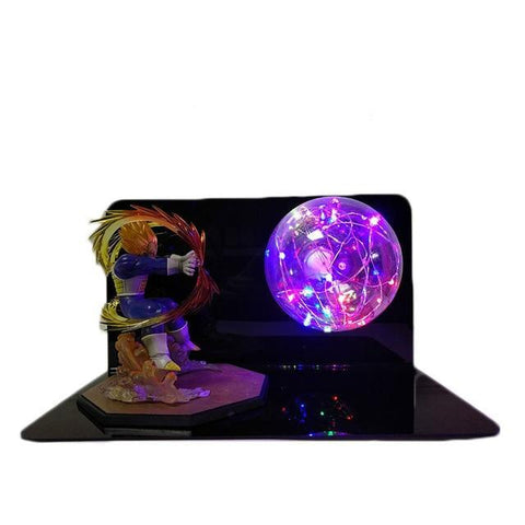 Lampe Dragon ball Z</br> Vegeta Big Bang
