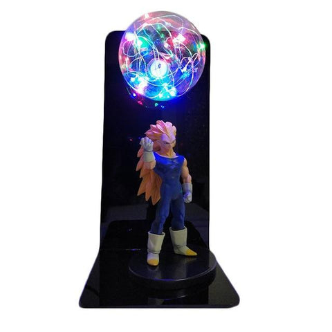 Lampe Dragon ball Z</br> Vegeta SSJ3