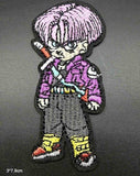 Patch Dragon Ball</br> Trunks