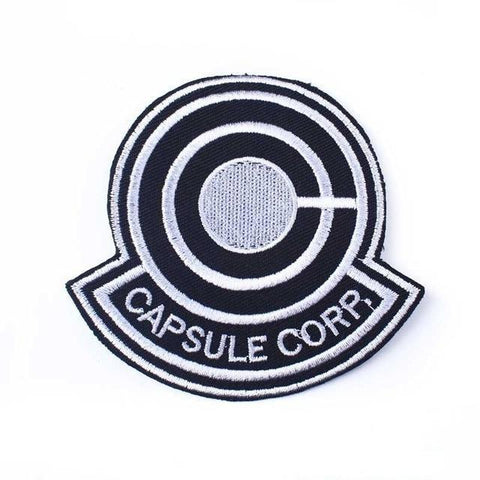 Patch Dragon Ball</br> Capsule Corporation