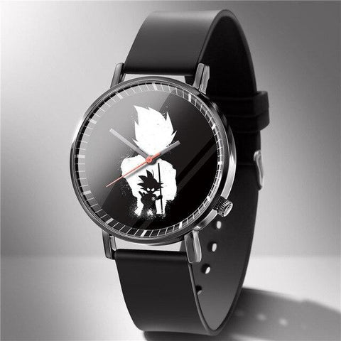 Montre Dragon Ball Z</br> Goku Petit & Vegeta