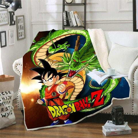 Plaid Dragon Ball Z</br> Shenron