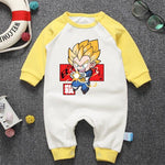 Pyjama Dragon Ball Z</br> Vegeta SSJ