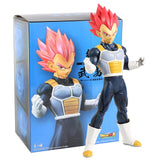 Figurine DBS</br> Vegeta Super Saiyan God