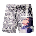 Short de Bain Dragon Ball<br/> Prince Saiyan