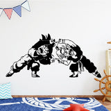 Sticker Mural Dragon Ball</br> Goten & Trunks
