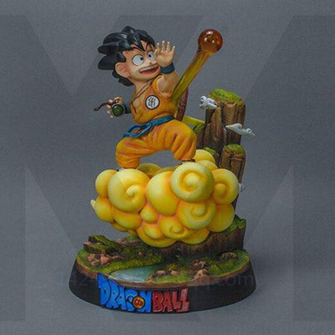 Figurine Collector </br> Goku Petit