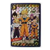 Carte DBZ Univers 7