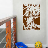 Sticker Mural Dragon Ball </br> Goku Super Saiyan