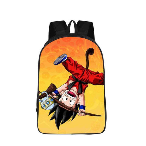 Sac à Dos Dragon Ball <br/> Goku Petit Rigolo