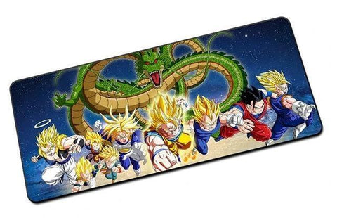 Tapis de Souris Dragon Ball <br/> Team Gamer (GRAND)