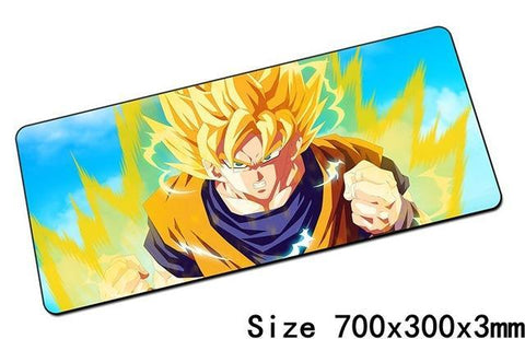 Grand Tapis De Souris Goku Transformation - Default Title | DBZ Store