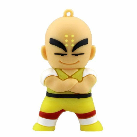 Clef USB Dragon Ball <br/> Krilin (16 - 64 GB)