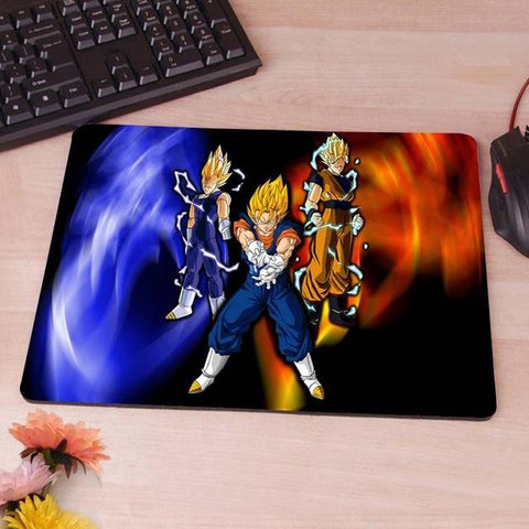 Tapis de Souris Dragon Ball <br/> Super Vegeto (MOYEN)