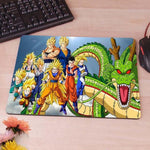 Tapis de Souris Dragon Ball <br/> Manga Saiyan (MOYEN)