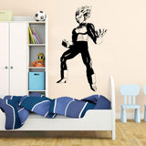 Sticker Mural Dragon Ball </br> Vegeta Super Saiyan