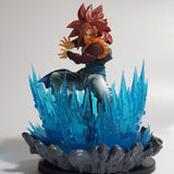 Figurine LED Dragon Ball GT Gogeta Super Saiyan 4 | DBZ Store