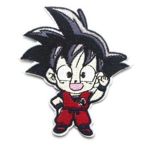 Patch Dragon Ball</br> Goku Original