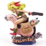 Figurine Sexy DBZ</br> Lunch Moto