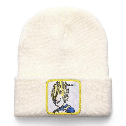 Bonnet Dragon Ball Z <br/> Vegeta Super Saiyan