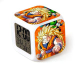Réveil Dragon Ball Z</br> Forme Super Saiyan 3