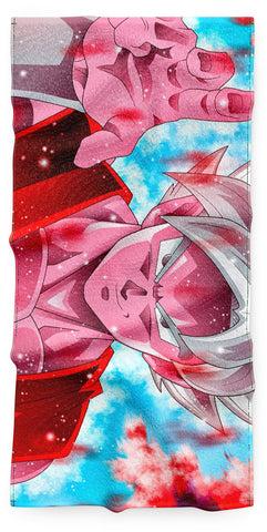 Serviette Dragon Ball</br> Puissance Ultra Instinct