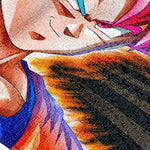 Serviette Dragon Ball</br> Goku Mashup